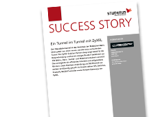 Success Story: Ein Tunnel im Tunnel mit Zyxel