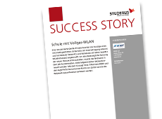 Success Story: Schule mit Vollgas-WLAN