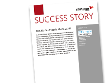 Success Story: QoS für VoIP dank Multi-WAN