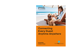 Zyxel Hospitality Solution Guide 2018