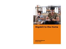 Zyxel PON/G.fast Ethernet Solution Brief 2018
