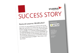 Success Story: Porto di Locarno: WLAN ahoi!