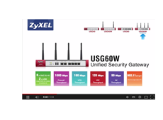 Videos zum USG-Launch
