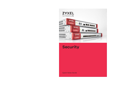 Zyxel Security Sales-Guide