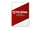 McAfee MOVE AV for Virtual Desktops 1YrBZ[P+] 101-250 Nodes GOV