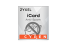 Zyxel iCard Cyren Anti-Spam USG60 & 60W, 1 an