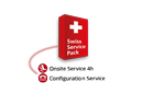 Swiss Service Pack 4 h Onsite, CHF 1000-2999
