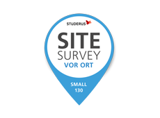 Site Survey SMALL-130 sur site