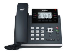 Yealink SIP-T42S Skype for Business