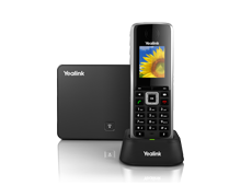 Yealink W52P IP DECT Phone