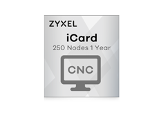 Zyxel iCard Cloud Network Center (CNC) 250 Nodes