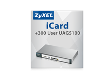 Zyxel UAG5100 iCard 300 User