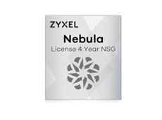 Zyxel Nebula License 4Year NSS NSG50