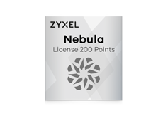 Zyxel Nebula License 200 Points