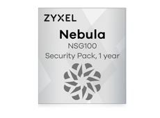 Zyxel iCard NSG100 Nebula Security Pack, 1 Jahr