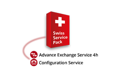 Swiss Service Pack 4h, CHF 500 - 999