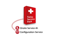 Swiss Service Pack 4h Onsite, bis CHF 499