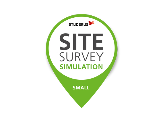 Site Survey SMALL-Simulation
