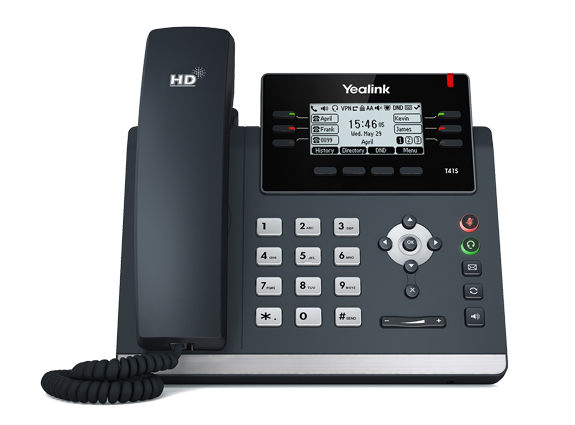 Yealink SIP-T41S Skype for Business