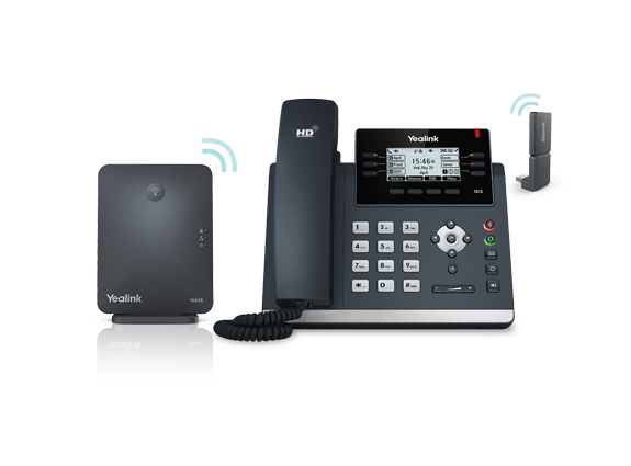 Yealink W41P DECT-Phone Bundle