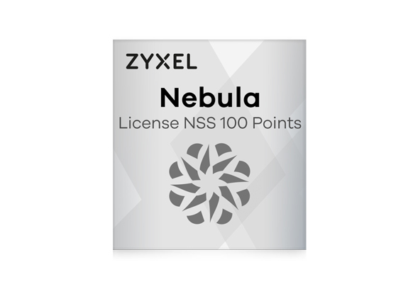 Zyxel Nebula License NSS 100 Points