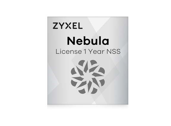 Zyxel Nebula License 1 Year NSS NSG100