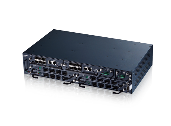 Zyxel OLT2406 6-Slot Optical Line Terminal